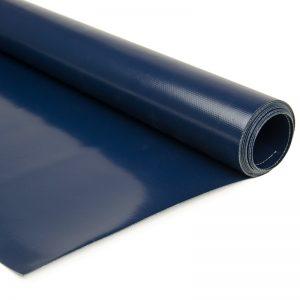 1.6m Dark blue 630gsm PVC tarpaulin