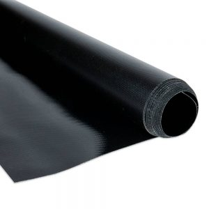 Black Tarpaulin