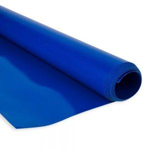 2.5m Blue RAL5017 680gsm PVC tarpaulin
