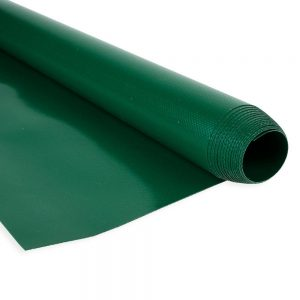 2.5m Green RAL6028 680gsm PVC tarpaulin