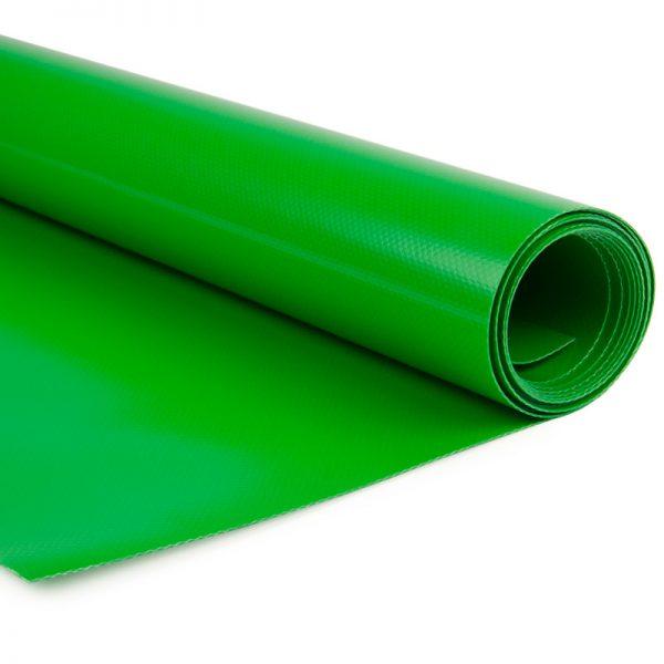 3m Green 900gsm PVC Tarpaulin per meter