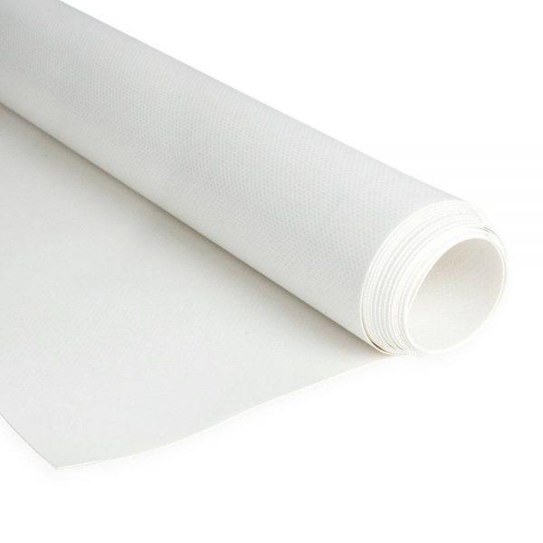 3m White 630gsm PVC tarpaulin for a.o. Market stall