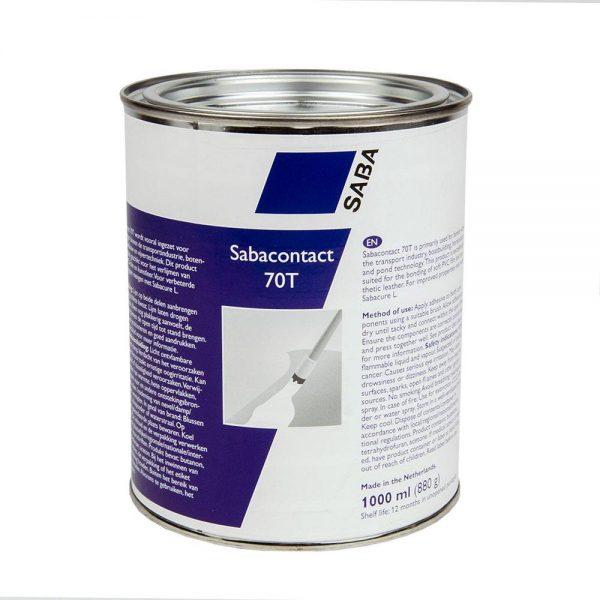 Saba PVC Tarpaulin Glue 70T 1L